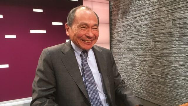 Video «Francis Fukuyama: Politik als Kampf um Anerkennung» abspielen