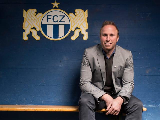 FCZ-Coach Ludovic Magnin.