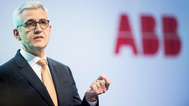 ABB-Chef Ulrich Spiesshofer