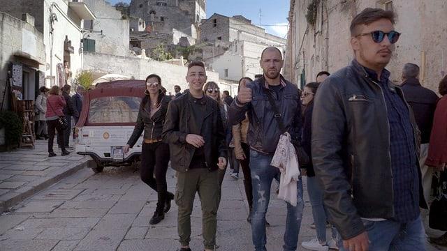 Video «Matera - von der Schande Italiens zur Kulturhauptstadt» abspielen
