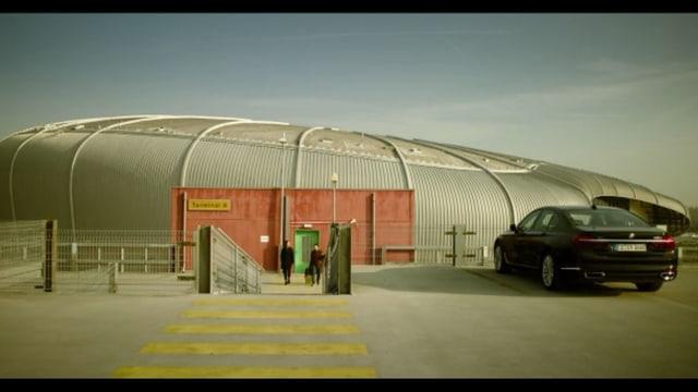 So schön ist ein Flughafen nur in der Serie «Parfum».