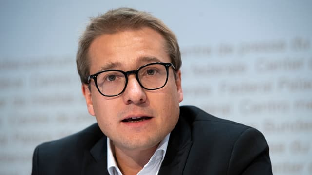 FDP-Nationalrat Philippe Nantermod