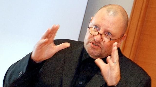 Dieter Behring Portrait