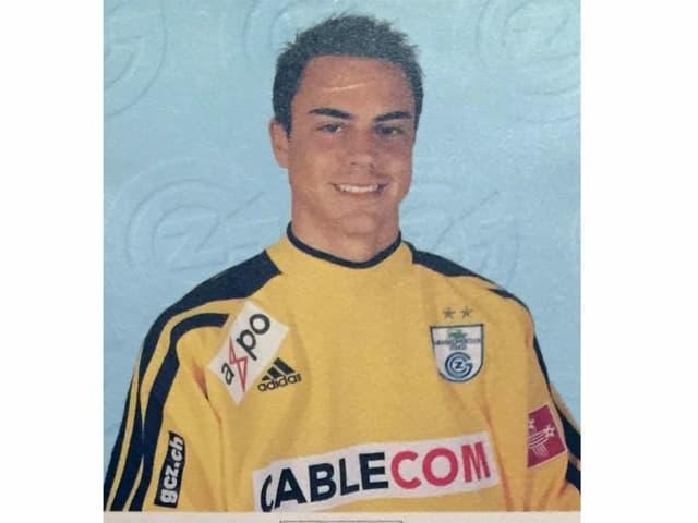 Grasshopper Club Zürich (1999-2002): Von Spreitenbach über Baden kommt Benaglio als Teenager zum damaligen Liga-Krösus. Zu einem Spiel für die erste Mannschaft kommt es jedoch nie. Er muss jeweils hinter Peter Jehle, Eldin Jakupovic oder Fabrice Borer anstehen.