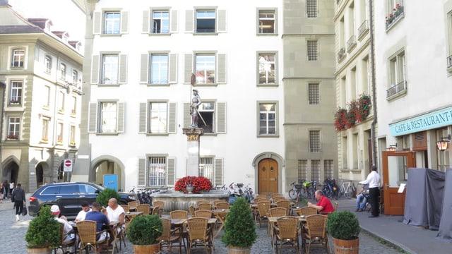 Trotz idyllischer Lage in der Berner Innenstadt: In der Gesundheits-und Fürsorgedirektion ist einiges nicht im Lot.