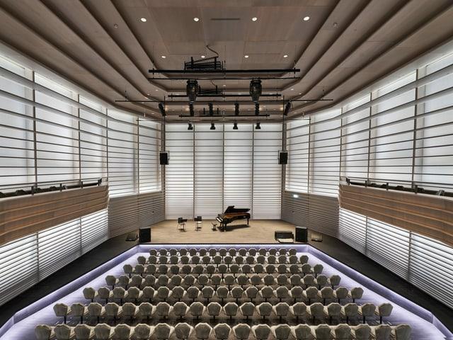 Der neue Konzertsaal