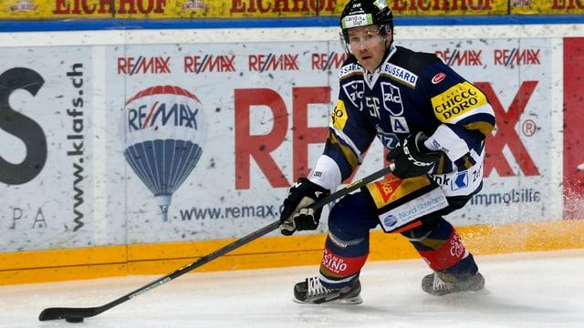 Timo Helbling zieht es von der Zentralschweiz zu Firbourg-Gottéron.