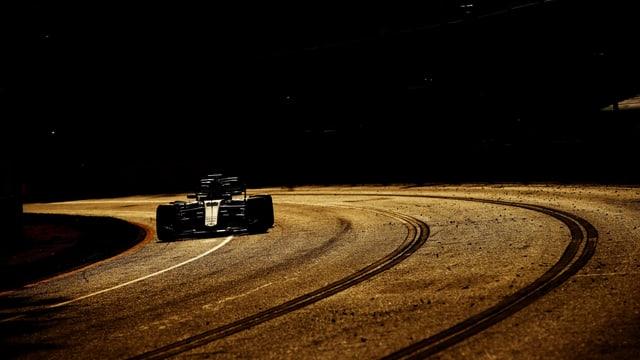 Lewis Hamilton und Mercedes sind auch in der neuen Saison schnell.