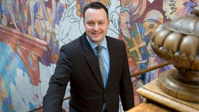 Sebastian Frehner ist SVP-Nationalrat und Bankrat der Basler Kantonalbank.