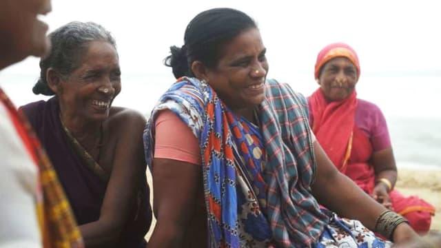 Video «Shanti Bunga und ihre Kolleginnen verdienen mehr» abspielen