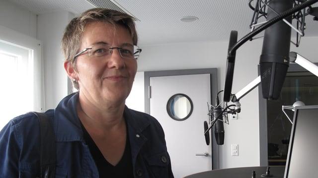Esther Käch im Porträt