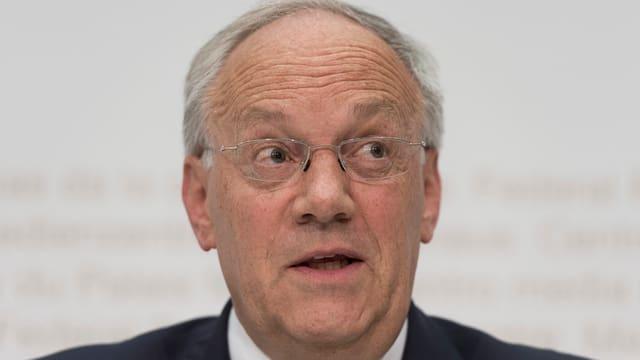 Cusseglier federal, Schneider-Ammann.
