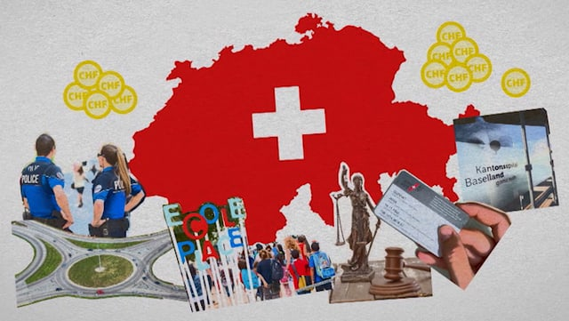 Video «Politik und Gesellschaft: Steuern (4/12)» abspielen