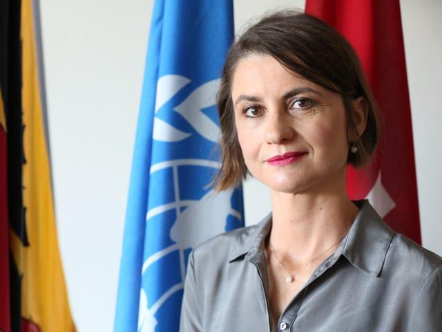 Sabrina Dallafior.