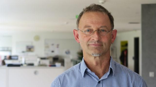 Nationalratskandidat Peter Krummenacher stürzt Linke in Dilemma