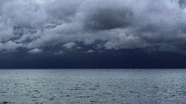 Sturmwarnung an Seen: Schwierige Prognosen