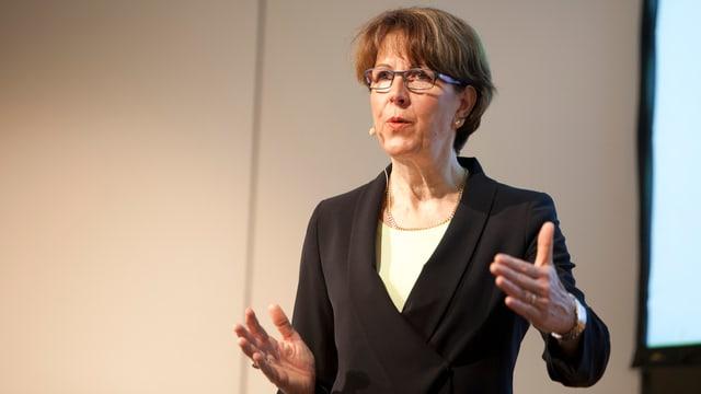Post-Chefin Susanne Ruoff