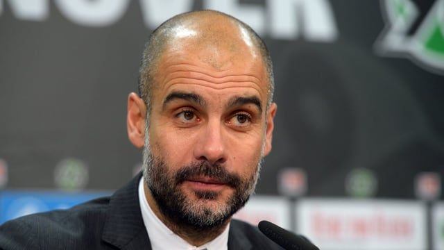 Il Spagnol, Pep Guardiola trenescha dapi il 2013 il FC Bayern München.
