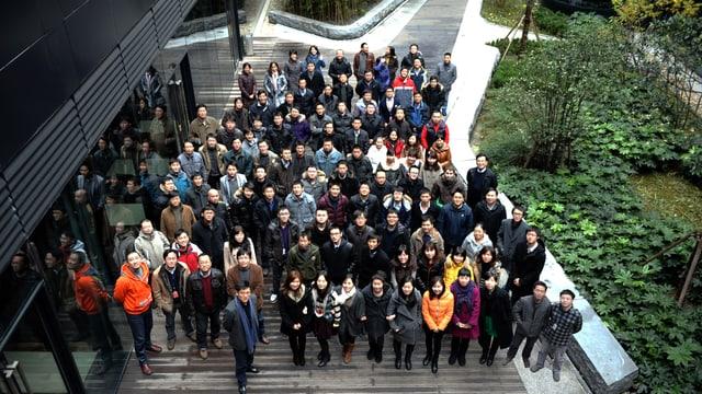 Team Department 3 des Tongji Architectural Design Institutes.