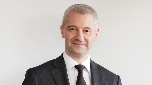 Fabrice Zumbrunnen, il nov schef da la Migros.