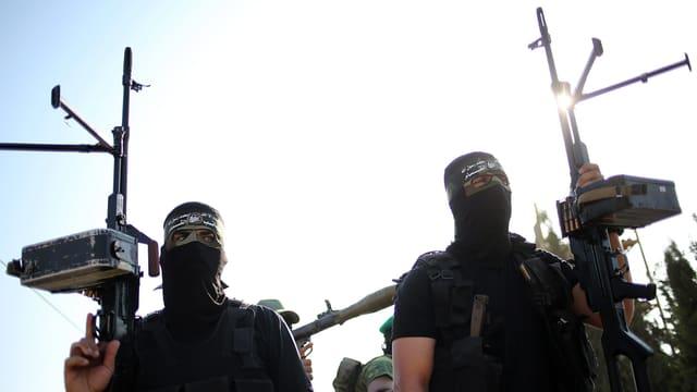 Video «Gesichter des Islam: Frieden und Gewalt (3/4)» abspielen