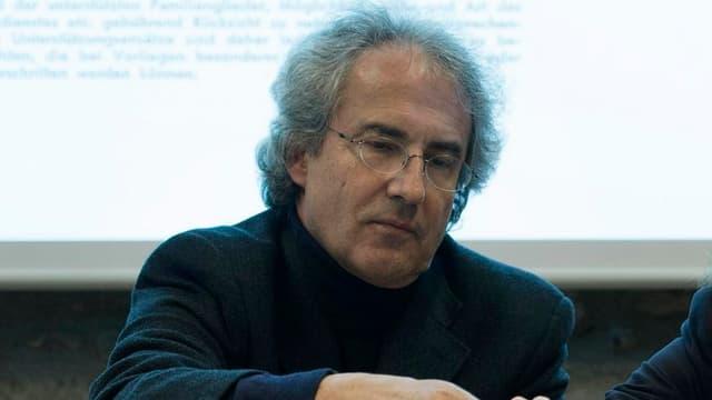 SKOS-Präsident Walter Schmid.