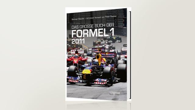 Das grosse Buch der Formel 1 - 2011