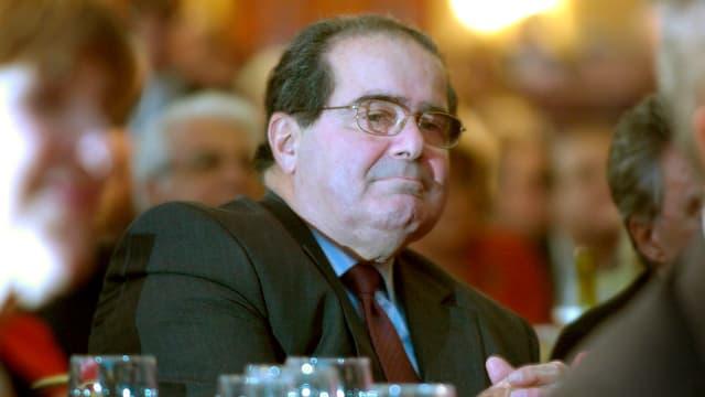 Il derschader dal supreme court gist mort, Antonin Scalia.