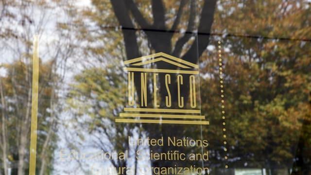 Logo von Unesco.