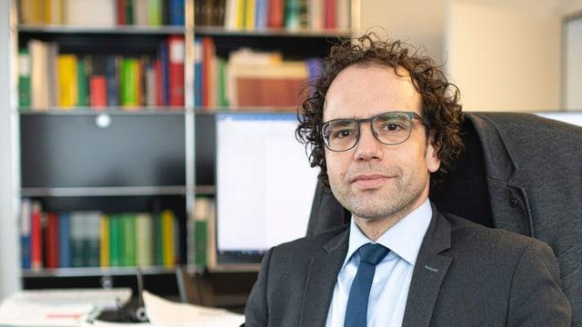 Orlando Zegg – president da la dretgira regiunala Engiadina Bassa / Val Müstair
