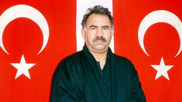 Porträt Abdullah Öcalan