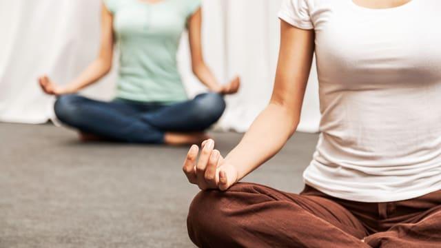 Meditation und Achtsamkeit sind längst nicht nur was für Esoteriker.