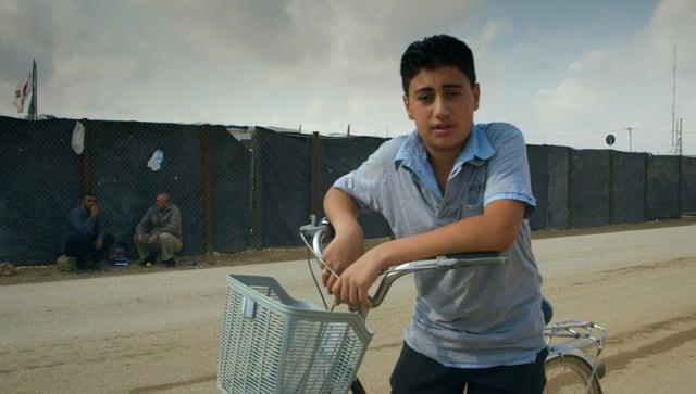Video «Der Junge auf dem Fahrrad» abspielen