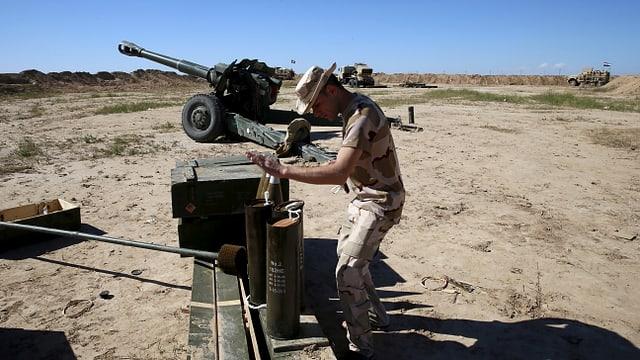 In schuldà iracais è vi dal chargiar rachetas