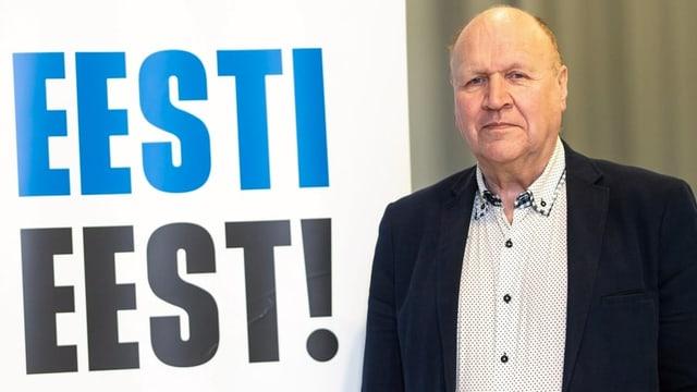 EKRE-Parteichef Martin Helme