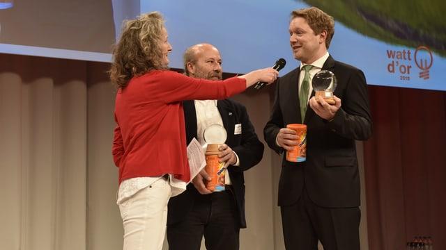 Watt d'Or-Verleihung 2018
