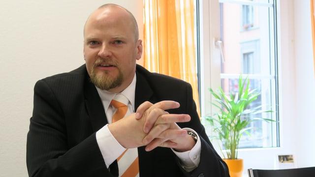 Christian Ineichen.