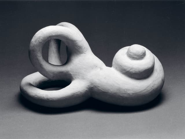 Skulptur von Fischli/Weiss.