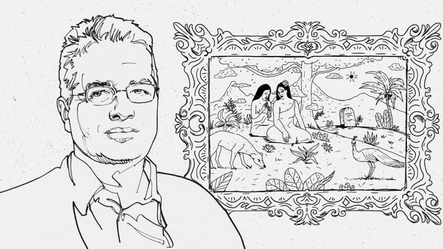 Illustration von Peter Schaber.