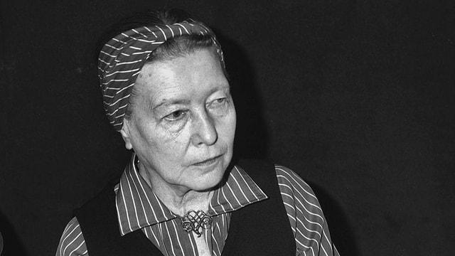 Kurz und knapp: Simone de Beauvoir