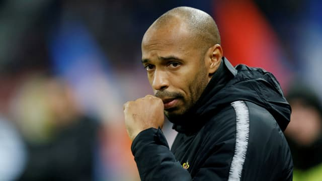 Thierry Henry als Trainer