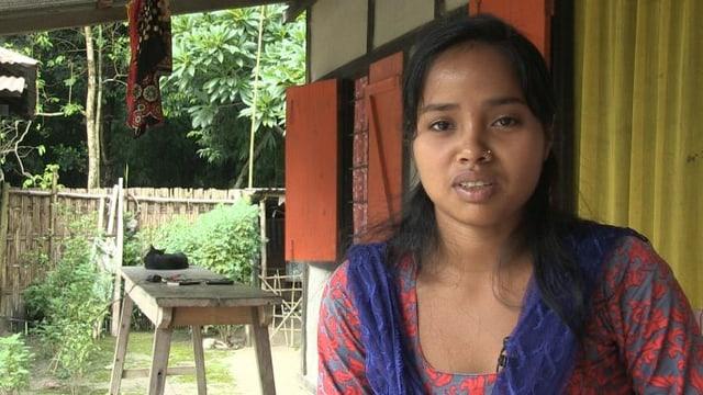Video «Sabitri geht wieder zur Schule» abspielen