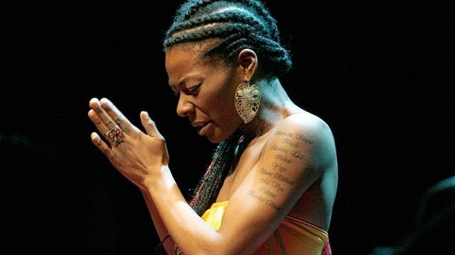 Feiern und leiden: Concha Buika befreit den Flamenco von Konventionen.