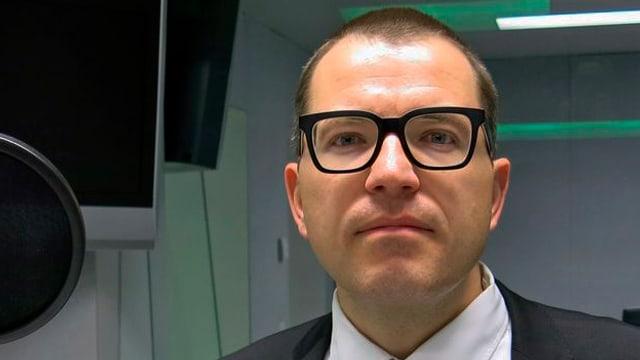 Porträt Patrick Fassbind