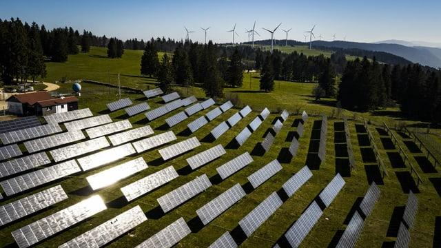 Dazu sagt SRF-Energiespezialist Klaus Ammann: