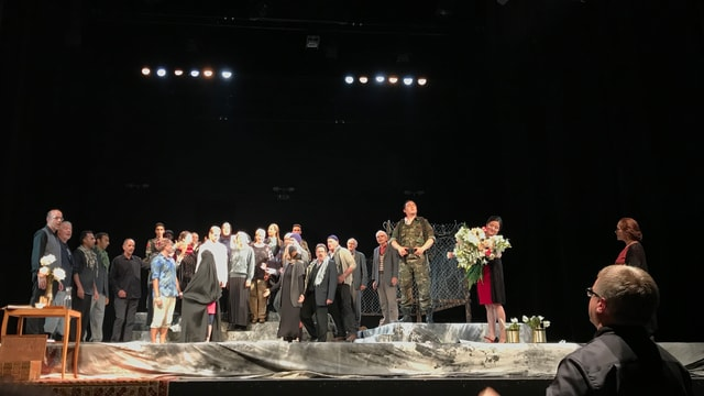 Premiera da l'opera da Mozart Die Entführung aus dem Serail.
