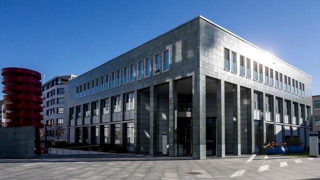 Gebäude Kantonsgericht