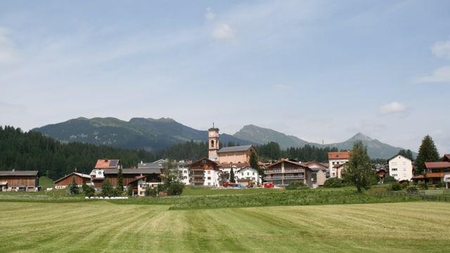 Die Gemeinde Lenz