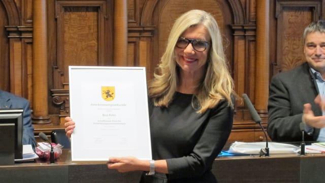 Bea Petri, Unternehmerin aus Zürich
