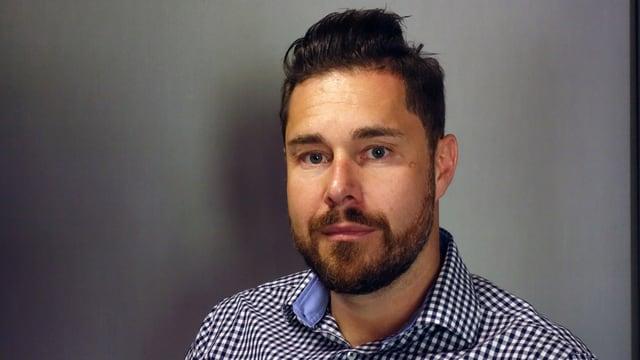 Daniel Kunfermann Maissen, il nov sviluppader regiunal e collavuratur dal Parc Ela.